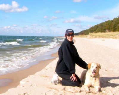 Our beloved beach